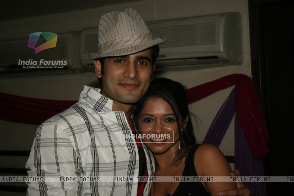 Karan Tacker and Yashashri