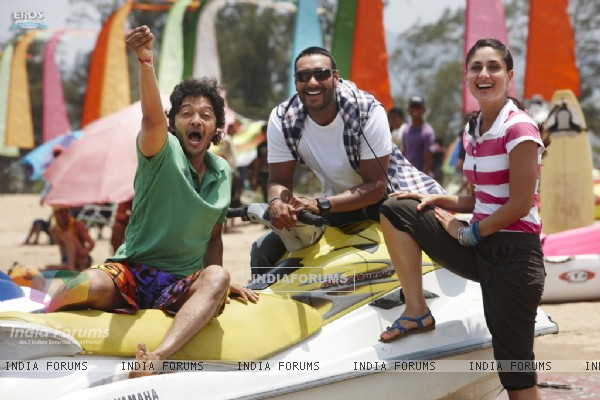 Still Scene from the movie Golmaal 3 (97377)