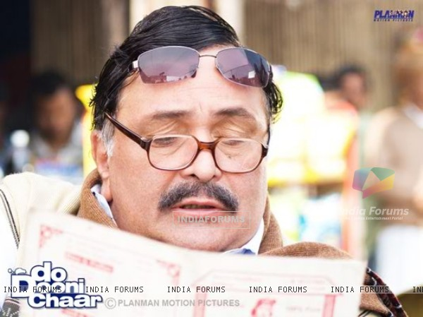 Rishi Kapoor in the movie Do Dooni Chaar (97758)