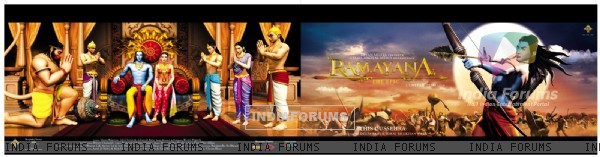 Wallpaper of the movie Ramayana - The Epic (97771)