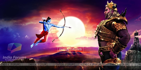 Still scene from the movie Ramayana - The Epic (97775)