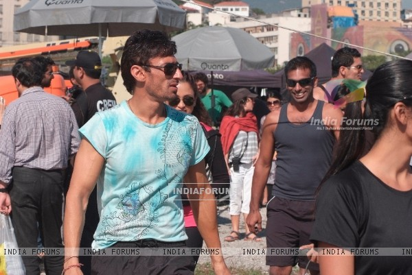 Rahul Dev all set for some action