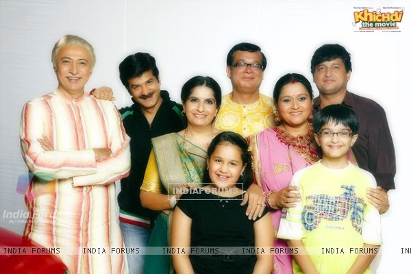 Cast of the Khichdi - The Movie (98827)