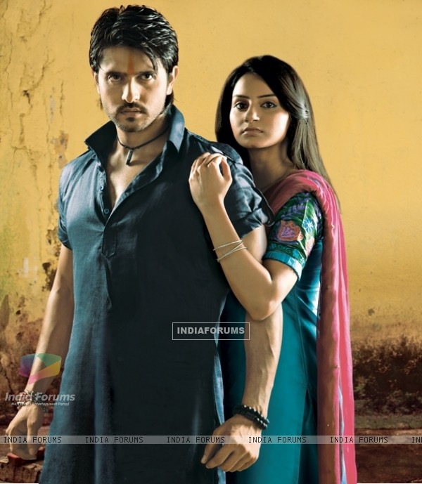 Lead characters of tv show Gunahon Ka Devta