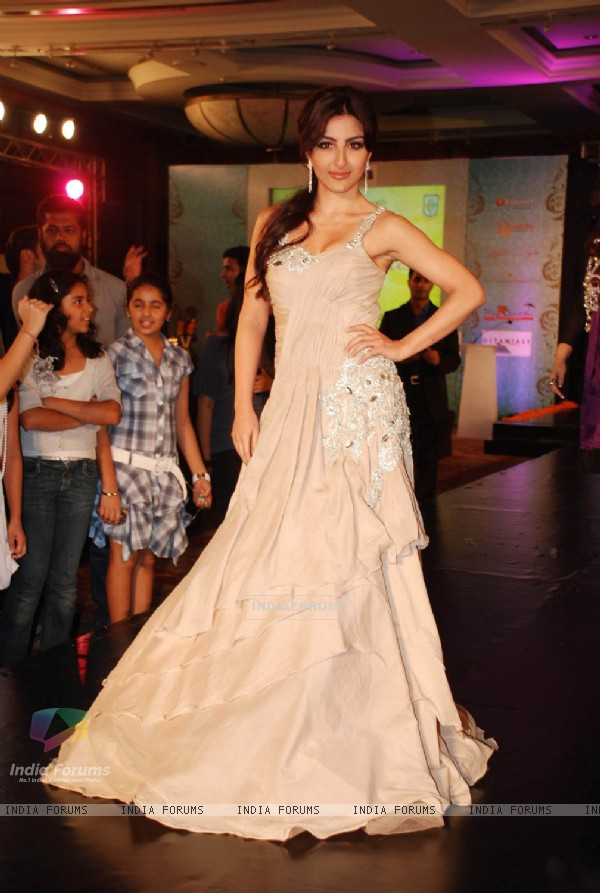 Soha Ali Khan at Indian Princess 2011 at JW Marriott