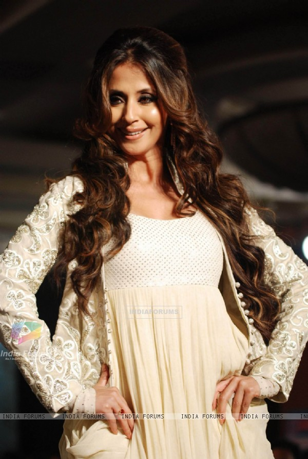 Urmila Matondkar at Indian Princess 2011 at JW Marriott