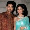 Gurmeet With Debina
