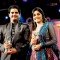 Hina Khan and Karan Mehra at Star Parivaar Awards 2010