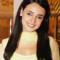 Sanaya on the sets of Miley Jab Hum Tum