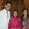 Kavita Barjatya with Suhasi Dhami and Karan V Grover
