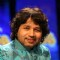 Kailash Kher as a judge in Sa Re Ga Ma Pa Li