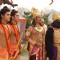 Gurmeet Choudhary and Ankit Arora in Ramayan