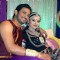 Ankita Lokhande and Sushant Singh Rajput On Jhalak Dikhala Jaa Set