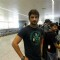 Sushant Singh Rajput At Banglore Airport