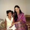 Ankita Lokhande With A Child Fan