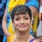 Ankita Lokhande On The Set Of Pavitra Rishta During Shooting For A Special Episode