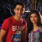 Dheeraj and Charu