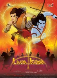 Lava Kusa The Warrior Twins