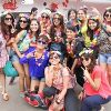 The cast of Channel V shows visit Adlabs Imagica