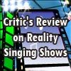 Musical Reality Shows - Analysis this week...