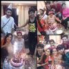 Nia Sharma celebrated her birthday with her dear friends!