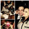 Three years of togetherness - Kanika Maheshwari and Ankur Ghai!