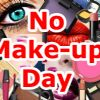 No Make-up day for Tinsel Town Ladies!