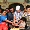 Double birthday celebration on the sets of Diya Aur Baati Hum!