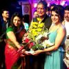 Roop Durgapal felicitated for her excellence in Uttarakhand!