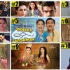 #TRPtoppers - Top 10 shows of the week based on TRPs!