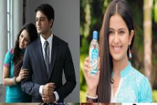 TV Stars shining in commercials!