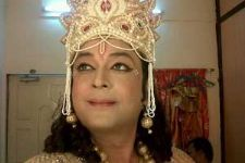 Santosh Shukla plays Lord Krishna in Adaalat