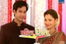 End of track for Ovi in Pavitra Rishta
