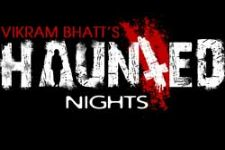 Amit Dolawat and Mohit Chauhan in Haunted Nights