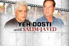 The great legends Salim Khan and Javed Akhtar to appear on a chat show!!