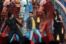 Abhay Deol and Preeti Desai on Comedy Circus Ke Mahabali!