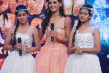 Krushna, Krystle, Shakti, Ravi and Sargun rock the stage of Boogie Woogie