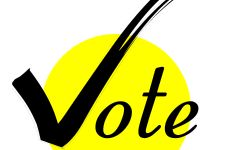 TV actors urge people to vote!