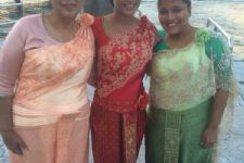 Singhania ladies in a new attire in Yeh Rishta Kya Kehlata Hai