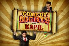 Stone pelting on the sets of Comedy Nights With Kapil