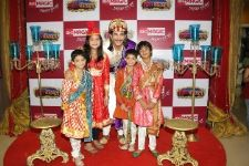 Popular TV actor Vishal Kotian launches Big Magic's new mini-series, Chota Birbal!