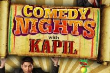 Comedy Nights.... to test the skills of the contestants on their laughter stage!