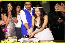 Srishty Rode and Manish Naggdev celebrate their birthdays together!