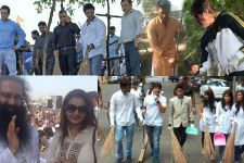 TV actors support Swach Bharat Abhiyan!!