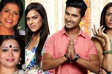 The cast of Satrangi Sasural to make an appearance on Jamai Raja!