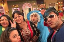Kapil's 'maasi' enters Comedy Nights with Kapil!