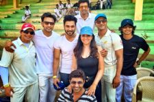 Cricket fever gripping over T-Town Celebs!