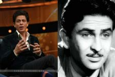 SRK's tribute to Raj Kapoor on his TV show