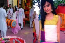 Holi celebration; Gunjan to have a miscarriage post Holi in Veera