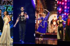 When TV stars showcased their talent on India's Got Talent...